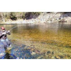 Pêche dans les Pyrénées