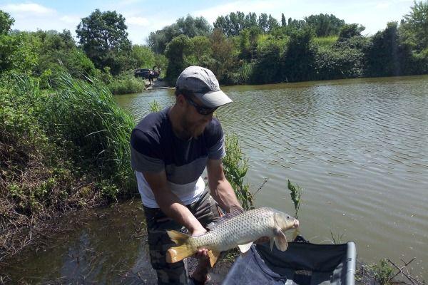 Pêche à la Carpe dans le Nord
